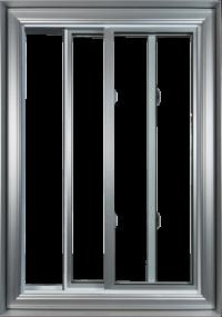 Fenêtre de la Collection Prestige - Type Coulissante - Groupe Royalty