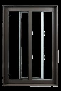Fenêtre de la collection Zen - Type Coulissante - Groupe Royalty