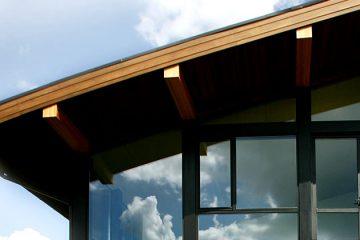 Fenêtre architecturale